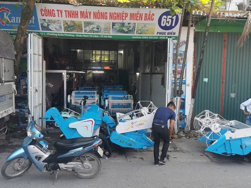 may gat lua mini lien hoan kamast 4l-1.0 plus hinh 0